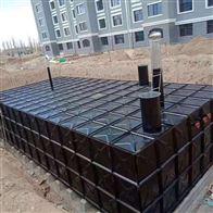 贵阳地埋式箱泵一体化厂家
