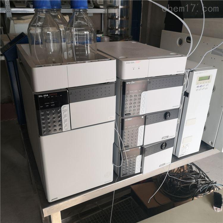 高价回收二手液相色谱仪
