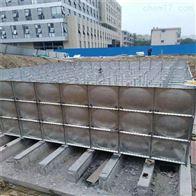 20 40 50 75 100 150立方型水平放置地埋式玻璃钢消防水箱水罐