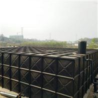 大庆抗浮地埋式一体化消防泵站地上消防水箱