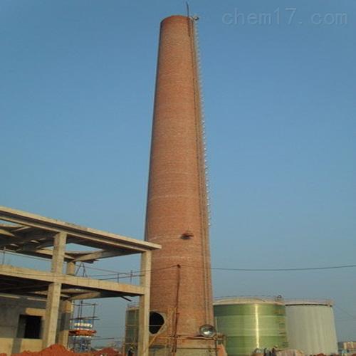 厦门市新建烟筒建筑烟囱公司——方结构烟筒