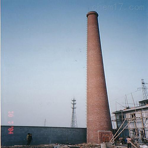 南通市烟囱新建烟筒建筑工程——异形烟筒