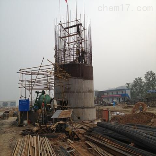铜川市新建烟筒建筑烟囱公司施工——烟囱