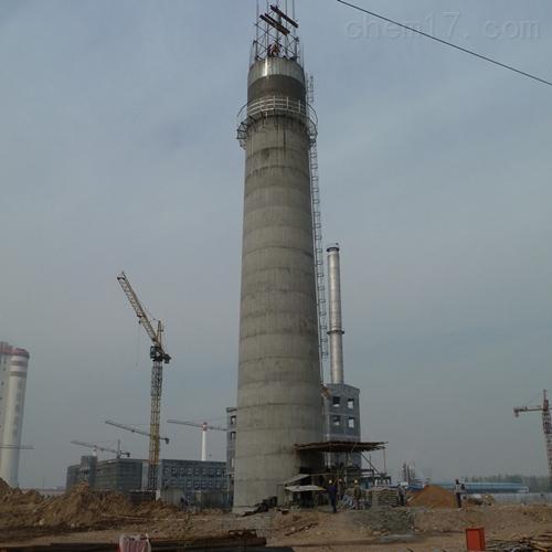 镇江市烟囱新建烟筒建筑工程(混凝土烟筒)