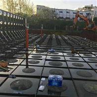 来宾地埋式消防水箱*
