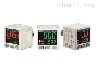 日本喜开理CKD数字压力传感器
