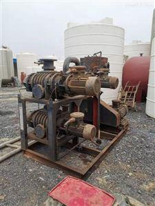 出售二手罗茨真空泵机组高价回收
