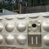 雅安地埋式箱泵一体化消防水箱