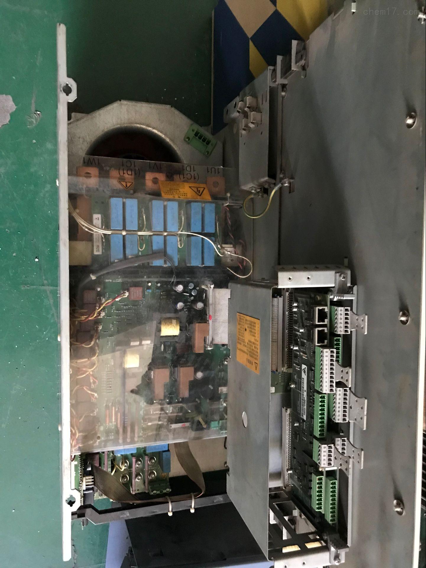 湖南快速维修西门子直流6RA7031不显示视频