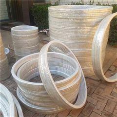 DN15-DN2000四平市搪瓷反应釜四氟包覆石棉垫规格定做