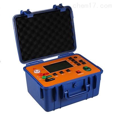 高压绝缘电阻测试仪(5KV,1TΩ/10KV,1TΩ)