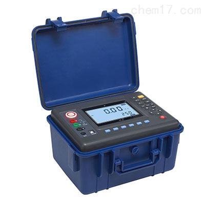 高压绝缘电阻测试仪(5KV,2TΩ/10KV,2TΩ)
