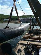 沉管输水沉管施工