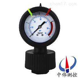 YTP-100PP充油式隔膜压力表