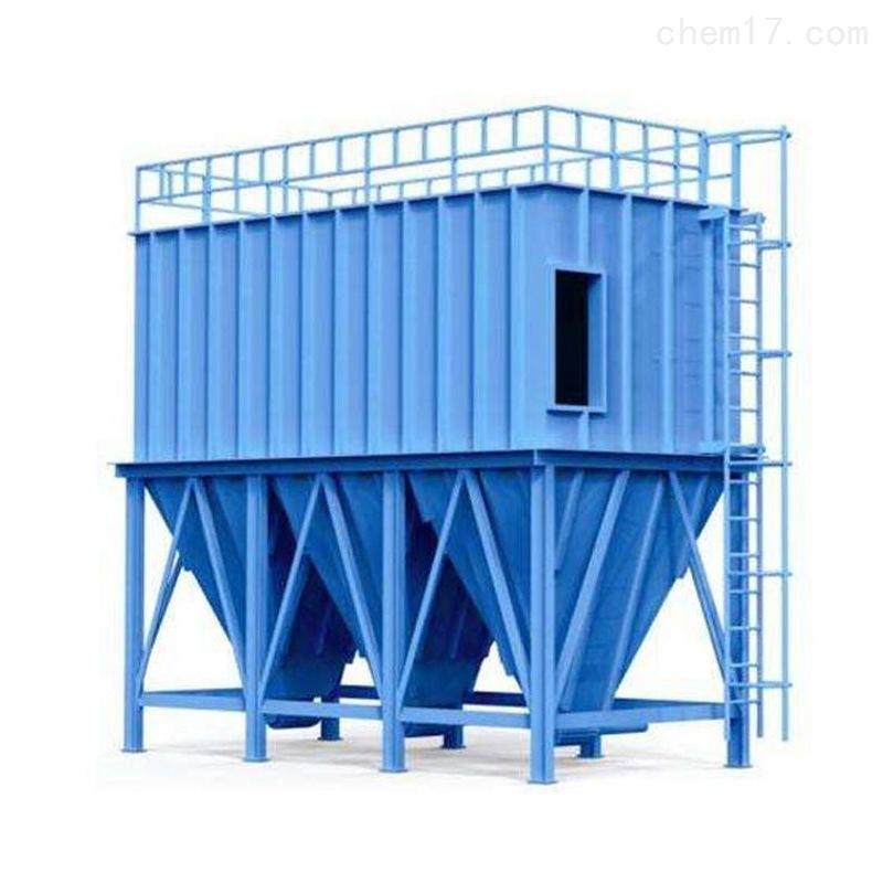 二手生物质锅炉除尘器 清灰袋式净化收尘器