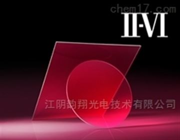 II-VI 光學等級多晶 CVD 金剛石窗口片