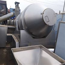 二手二维混合机适用于大型干粉混合