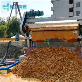 过滤设备洗沙泥浆干排机 洗砂厂污泥脱水机