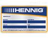 Hennig防护罩定制Hennig波纹管Hennig伸缩板
