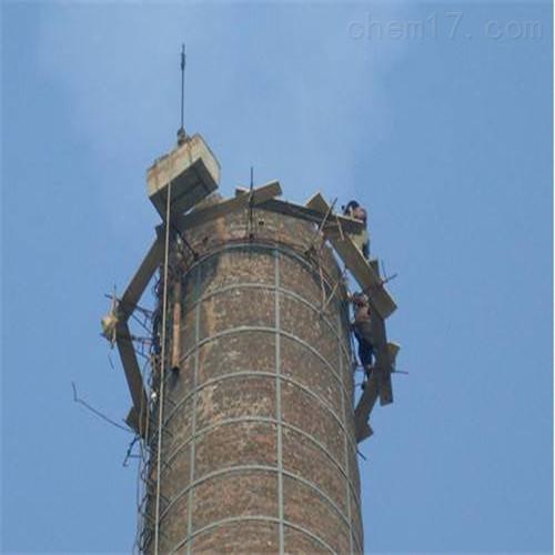 赣州市高空作业维修防腐施工单位~锅炉烟囱