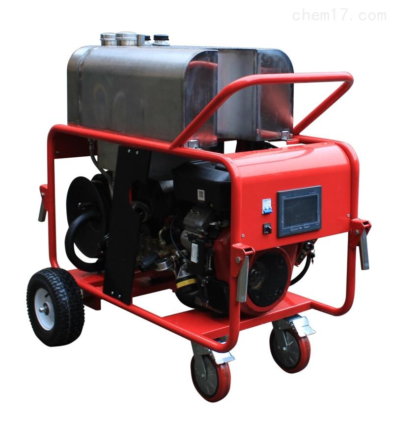 斯库尔推车式高压细水雾灭火装置