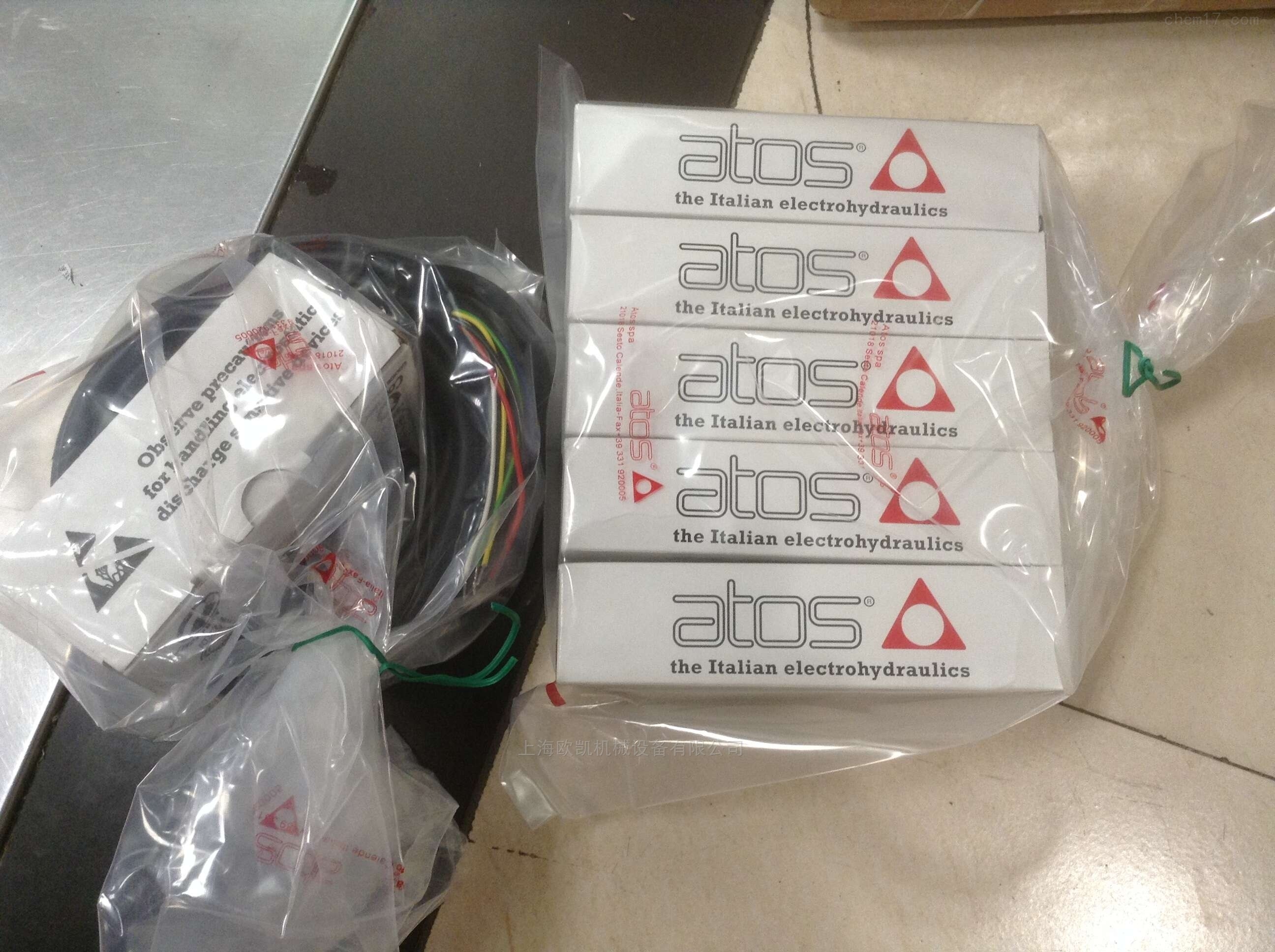 ATOS阿托斯放大器E-MI-AC-01F/RR现货