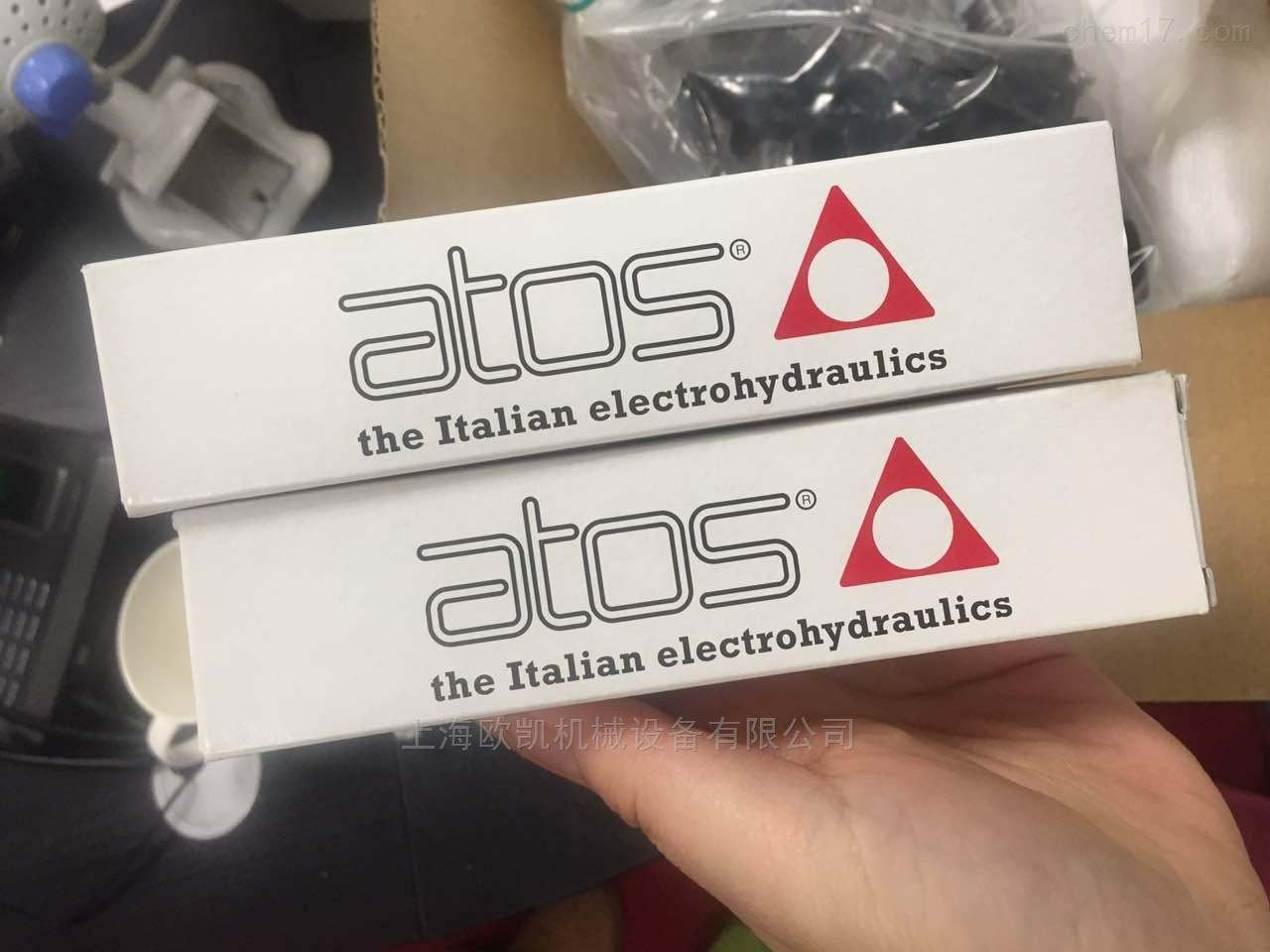 ATOS阿托斯E-MI-AC型插头式电子放大器