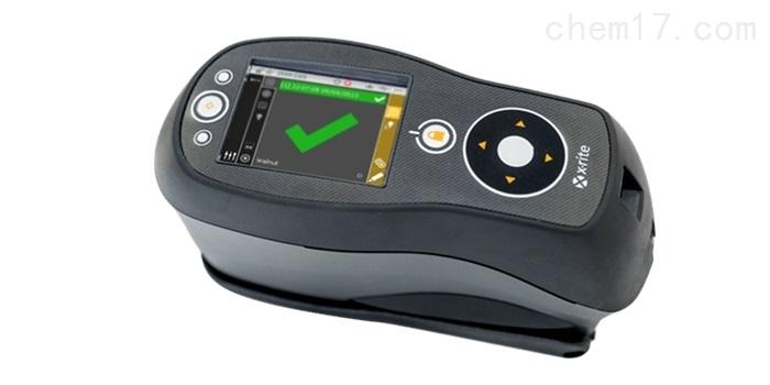 爱色丽Ci62便携式积分球分光色差仪