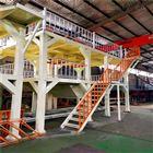 模箱压制水泥基匀质板生产线  设备配置