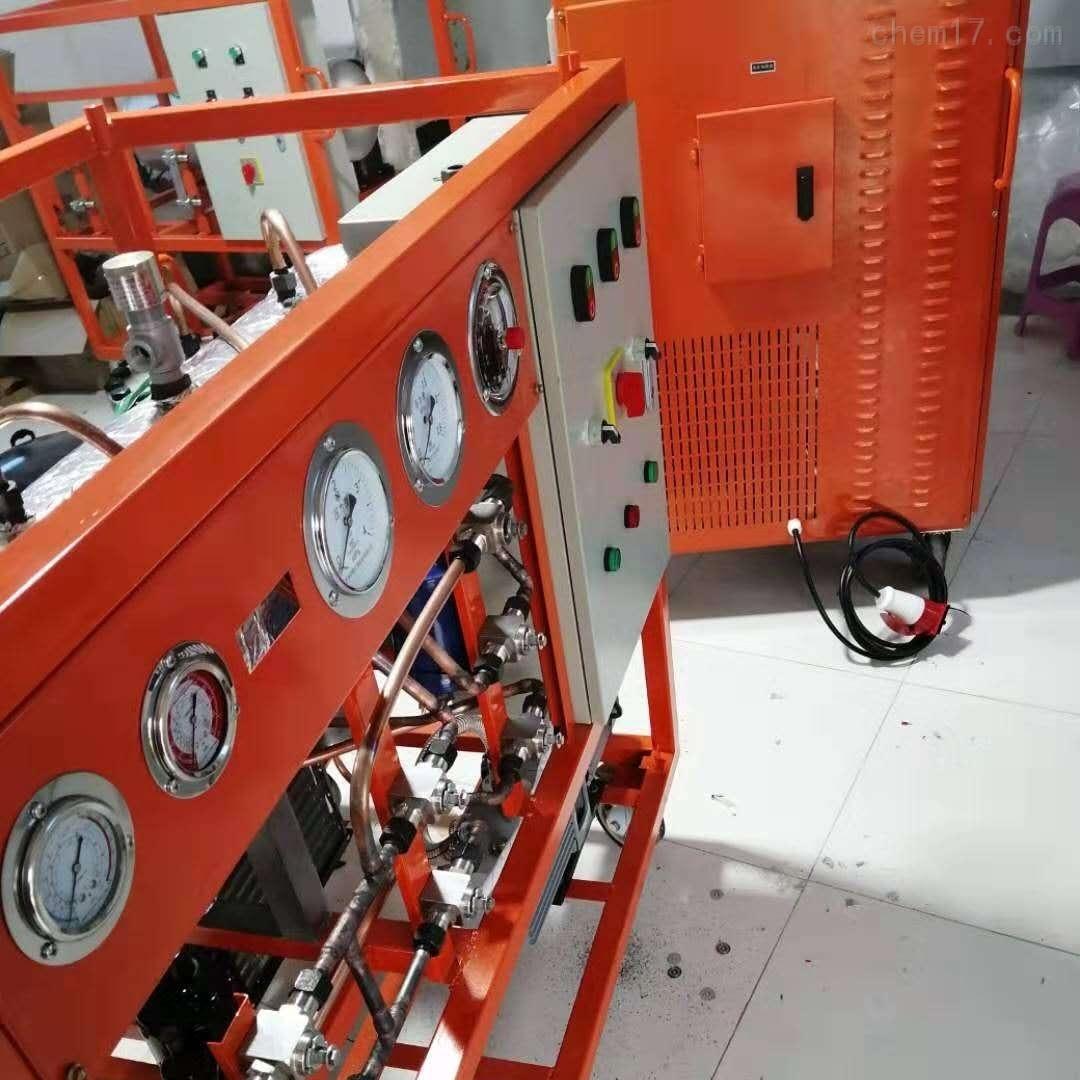 扬州SF6气体抽真空充气装置