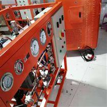 抽气速率45L/s/SF6气体抽真空充气装置