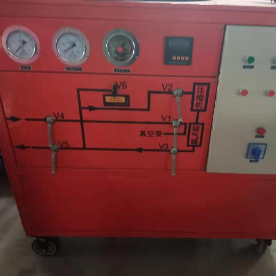 承试四级SF6气体回收装置