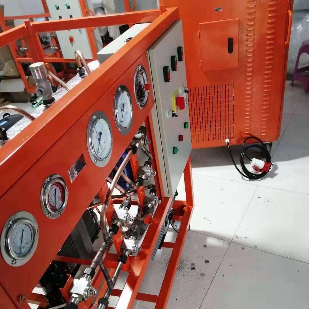 厂家直销三级四级SF6气体抽真空充气装置