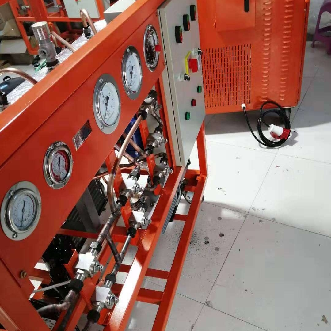 SF6气体抽真空充气装置液态、气态