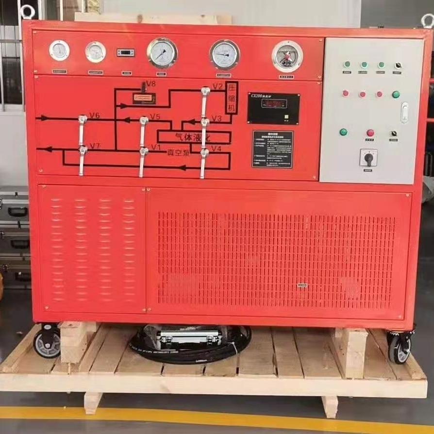 SF6气体回收装置承试四级资质办理地点