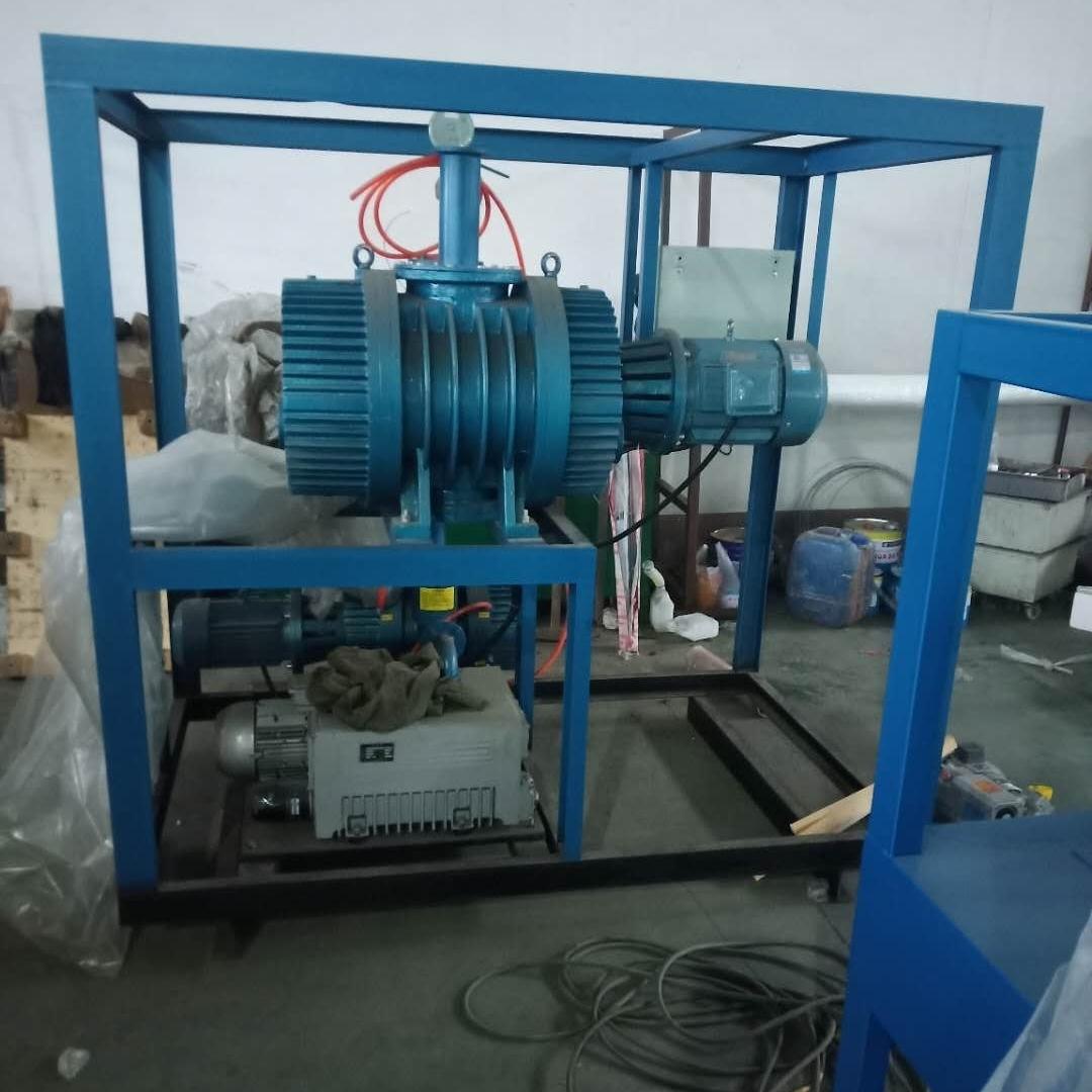 真空泵变压器真空抽气机组三级四级