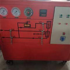 设备SF6气体回收装置抽气速率大于等于40m³