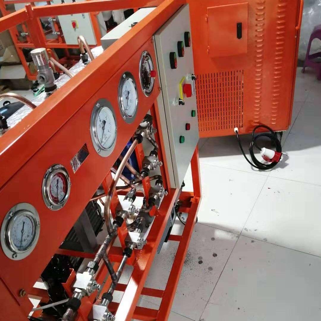 SF6气体抽真空充气装置办资质单用