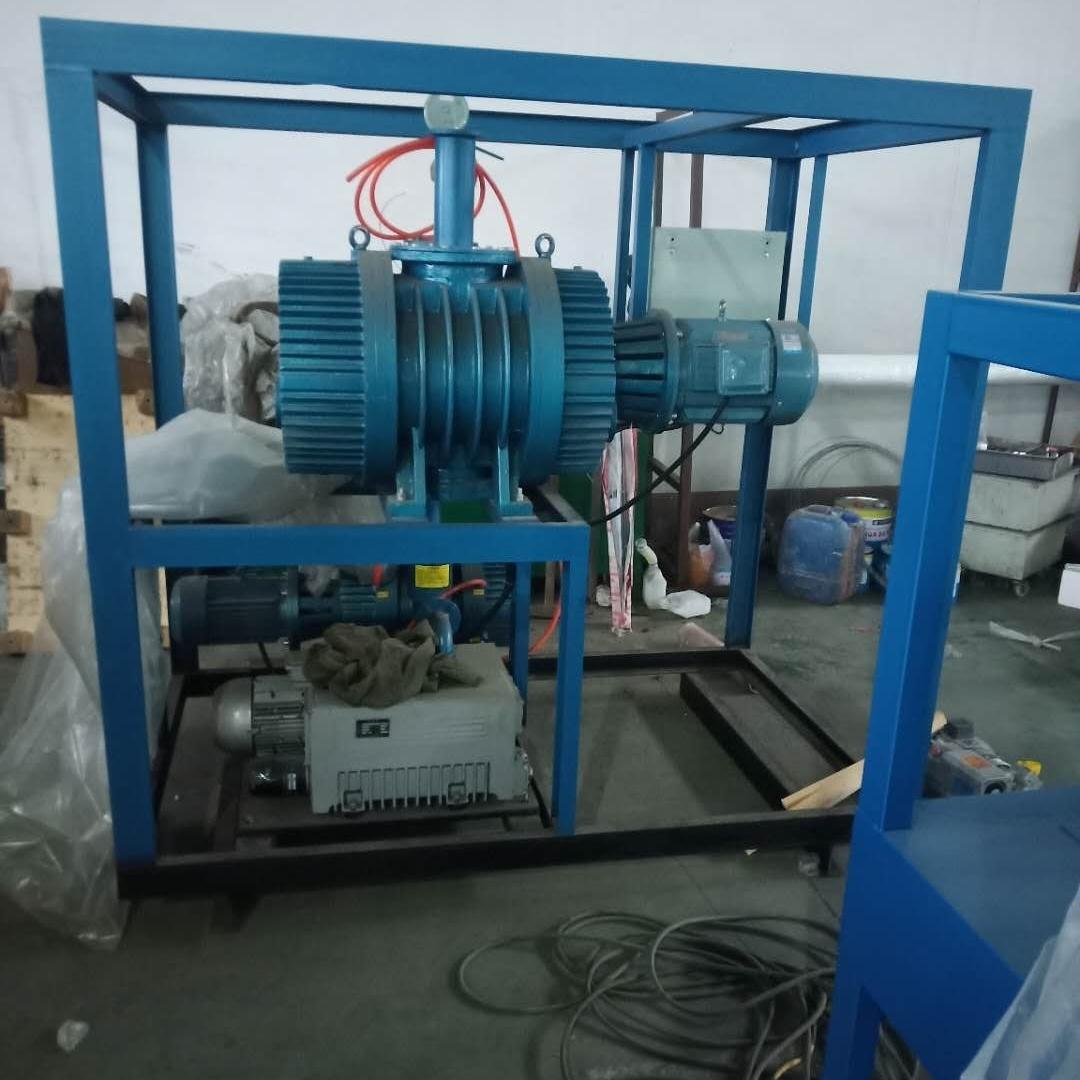 三级承装修试真空泵资质国标设备