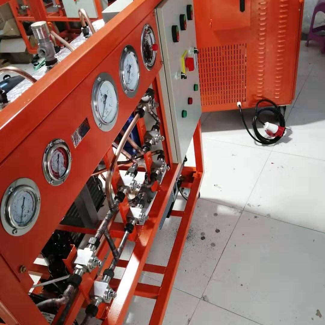办理承装承修类SF6气体抽真空充气装置