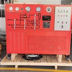 抽真空充气SF6气体回收装置抽气