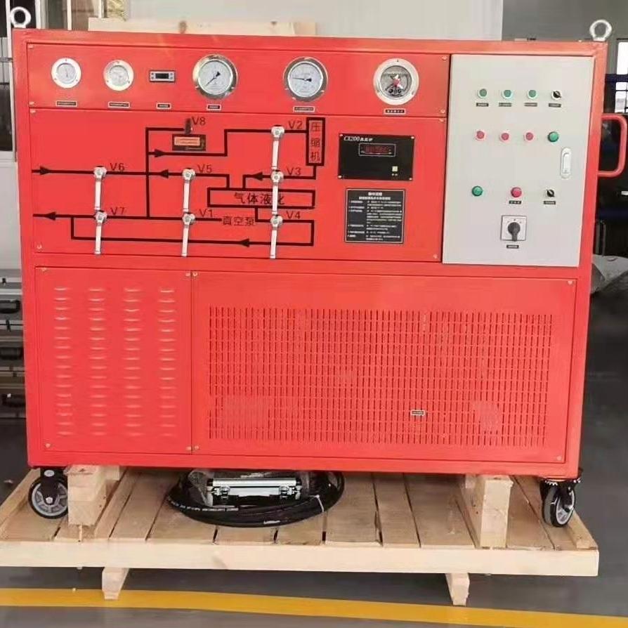 江苏SF6气体回收装置电力资质办理