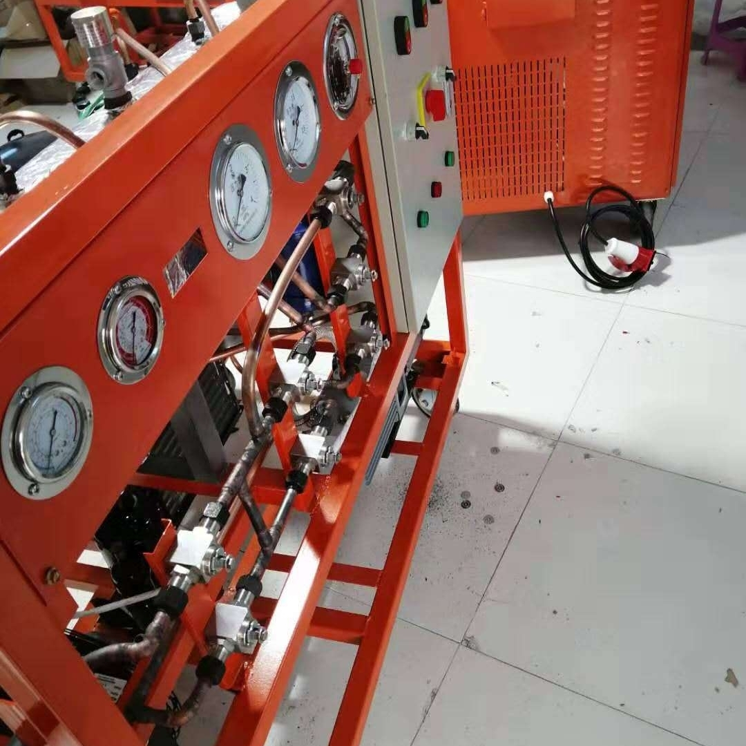 SF6气体抽真空充气装置气态液态回收车