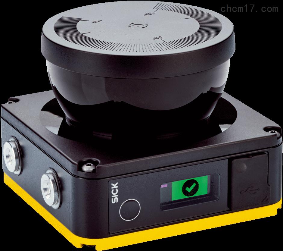 西克SIKC激光测距安全激光扫描仪
