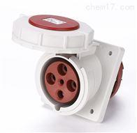 SIN212125A4P工业斜插座