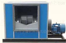 KDF、HTFC-V櫃式離心風機箱  後傾式排煙風機