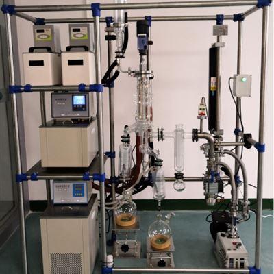 KBTL5B分子蒸餾儀全加熱型
