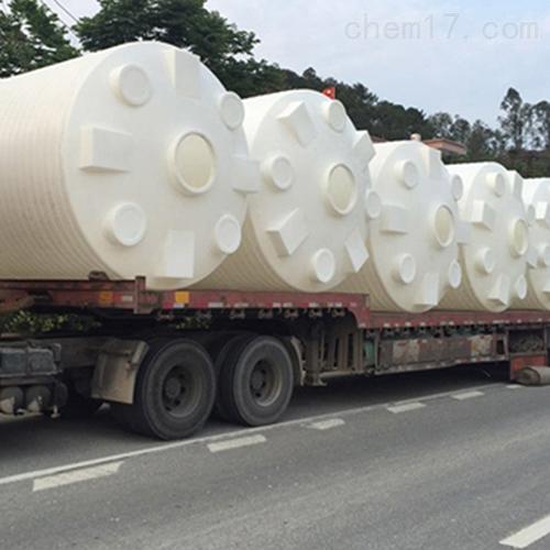 8吨塑料桶拉伸强度高