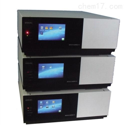 二元高压液相色谱仪手动系统