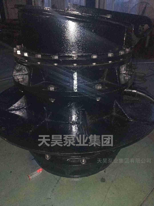 江苏南京QGZ潜水贯流泵厂家全贯流潜水电泵